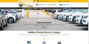 Walden Driving School in Calgary