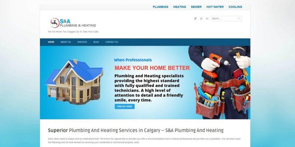 SA Plumbing & Heating