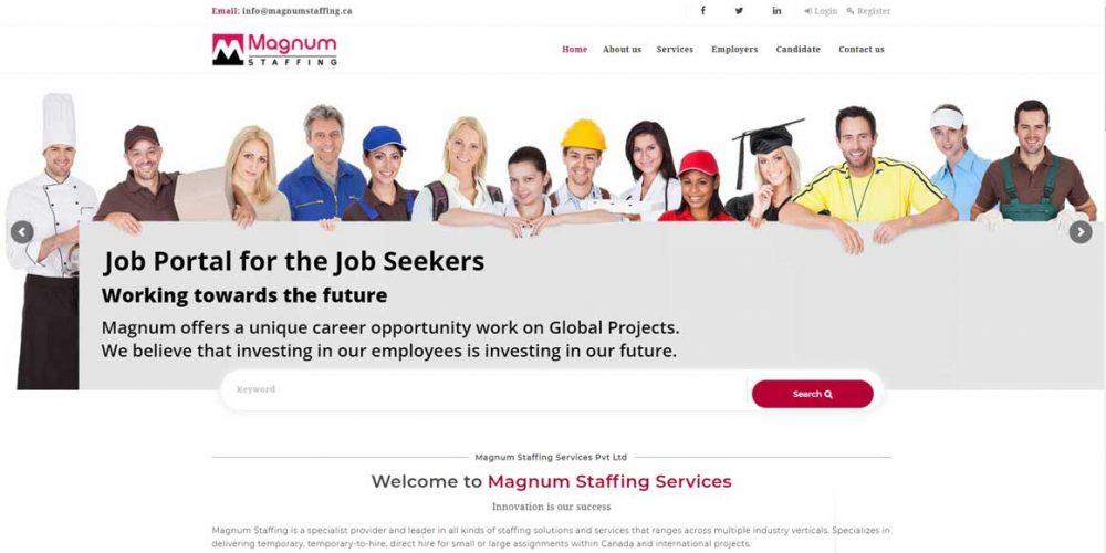 Magnum Staffing
